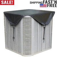 """Air Conditioner Covers for Outside Units Cover Winter Defender (Oxford, 28""""×28"""")"""