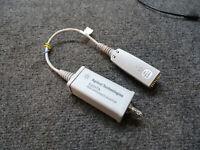 1 HP Agilent Keysight E2697A High Impedance Adapter