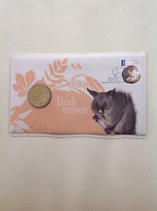 2013 - Australia - Bush Babies Series 2 Brush-Tailed Possum PNC/FDC