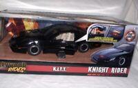 Knight Rider 1982 Pontiac K.I.T.T.1:24 Lauflicht öffnende TürenNEU,OVP,Lizenz