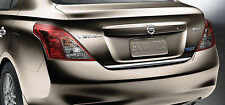 Genuine Nissan 2012-2014 Versa Sedan Chrome Trunk Accent NEW