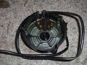 Tapa + Novedad Carbón Alternador Alternateur Generador Yamaha XS 400
