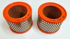 MG Midget/ Austin Healey Sprite Air Filter Set (Pair) (GFE1004)
