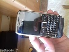 Nokia E71 - Steel Grey (Unlocked) Smartphone