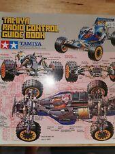 Tamiya Radio Control Guide Book Avante