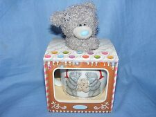 Me to You Bear Gingerbread Mug And Bear Gift Set G01G0341 Blue Nose Tatty Teddy