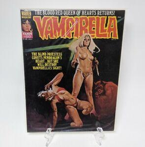 Vampirella #60 May 1977 - Warren Magazine