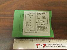 Brandle Elektronik Conductance DIN Modul CM-B5 A6