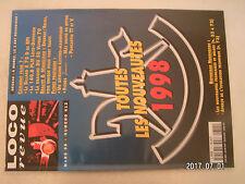 ** Loco Revue n°612 La draisine DU 50 de Vapeur 70 / Billard A 75 D de RPI