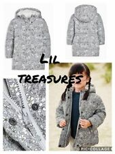 Next Casual Hooded Winter Girls' Coats, Jackets & Snowsuits (2-16 Years)
