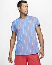 Brand New Men's Short-Sleeve Tennis Shirt NikeCourt Slam Size Xl #2
