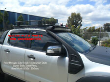 Tradesman Style Alloy Roof Rack 20011-on 1350x1250mm for FORD RANGER WildTrak T