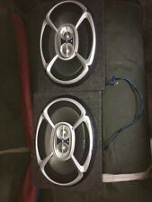 New listing 2-Infinity Reference Speakers 3-way In Speaker Box