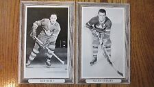LOT OF 2 TORONTO MAPLE LEAFS STARS BEEHIVE HOCKEY PHOTOS BEE HIVE PHOTO