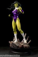 She-Hulk Statue 009/1000 Bowen Designs Marvel Avengers NEW SEALED