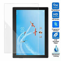 """Tempered Glass Screen Protector For Lenovo Moto Tab /Tab 4 10 Plus Tablet 10.1"""""""