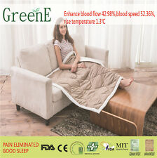Antiallergic Far Infrared Ray Heating Treatment Multi-function Medical Blanket