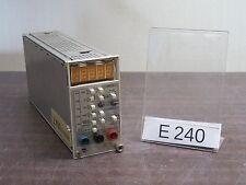 TEKTRONIX DM501A PLUG-IN DIGITAL MULTIMETER MULTIMETRE *E240