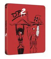 Deadpool 2 Limited Edition Steelbook (2 Cuts) 2-Disc Blu Ray
