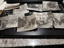 SALZBURG 1947  AIR MINISTRY ENVOY PRIVATE PHOTOGRAPHS   A HOARD