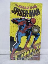 Vintage The Amazing Spiderman Assembly Kit