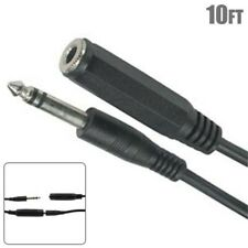 """Lot5 6ft Mono 1//4/""""Male~M Audio//Guitar//Amp//Microphone//PA//Mic Cable//Cord,6.35mm$SH"""