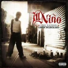 Ill Niño : One Nation Underground CD (2005)