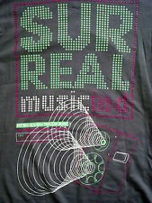 NON GRADA TRIBUTE TO MUSIC S SURREAL TEE S/S SUR REAL musicind ART MUSIC