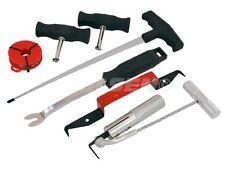 Pro 7pc Windscreen Glass Removal Set Car Van Windshield Kit Garage Hand Tool