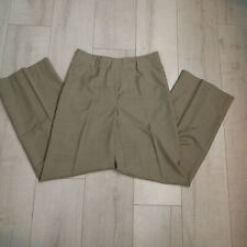 EQUIPAGE  Pants sz 46 tasmanian wool v1