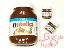FERRERO NUTELLA Brotaufstrich / Schokolade / 1000g / 1Kg / + 4 x 25g Italienisch