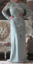 EMILIO PUCCI Runway Embellished,Lace Parts,Long dress It 44,US 8-10,UK 12,M-L