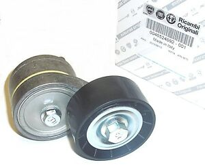 ALFA ROMEO 145 146 1.6 1.8 2.0  Aux Auxiliary Fan Belt Tensioner Pulley 46524692