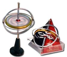 Gyroscope Original Tedco Gyroscopic Inertia Science Physics Toy Spin Top