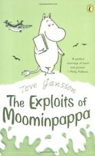The Exploits of Moominpappa: Described by Himself (Puffin Books), ,.0140303235
