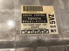 1998 Toyota Tacoma V6 3.4 4WD ECU OEM ENGINE COMPUTER 89661-04410 PRIORITY MAIL!