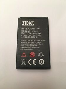 2 x Genuine ZTE Li3708T42P3h553447 Battery Atlanta F320 E530 F126 F156 160 N295