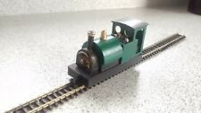 009 Saddle tank loco