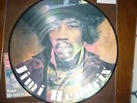 Jimy Hendrix: Red House/ 33 tours Picture Disc, rare!