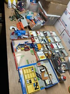 Vintage 1980s Galoob Micro Machines Lot with 25 Sets Cases and Extras