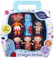 in The Night Garden 6 Figurine Character Gift Pack. Golden Bear