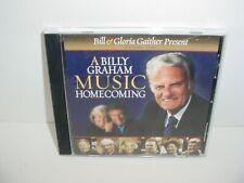 Bill Gloria Gaither A Billy Graham Music Homecoming CD