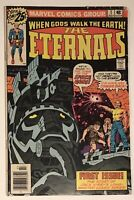 Eternals #1 (1976, Marvel) 1st App Eternals, Jack Kirby, VG/VG+ FREE SHIPPING!C1