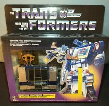 Transformers Walmart G1 Reissue Soundwave Condor Cassette Buzzsaw Free Shipping