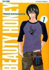 MANGA - Beauty Honey N°1 - Tomo Matsumoto - Shojo Romance - JPOP - NUOVO