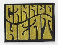 CANNED HEAT   IRON ON PATCH  buy 2 WE SEND THREE