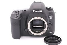 Canon EOS 5D Mark III 22.3MP Digital SLR Camera - (Body Only) Shutter Count: 126