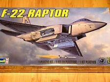 Revell monogram 1:72 F-22 raptor model kit