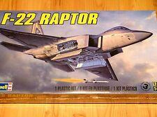 Revell Monogram 1:72 F-22 Raptor Aircraft Model Kit