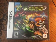 Ben 10 Galactic Racing (Nintendo DS Game) - New and Sealed